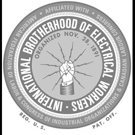 IBEW (International Brotherhood of Electrical Workers)